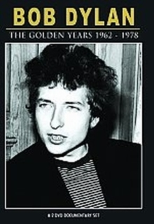 Bob Dylan: The Golden Years - 1962-1978, DVD
