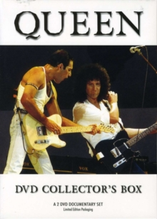 Queen: DVD Collector's Box, DVD