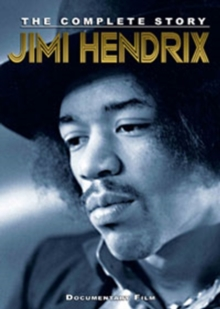 Jimi Hendrix: The Complete Story, DVD