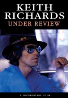 Keith Richards: Under Review, DVD  DVD
