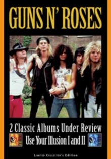 Guns 'n' Roses: Under Review - Use Your llusion I and II, DVD