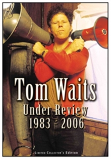 Tom  Waits: Under Review, DVD