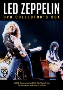 Led Zeppelin: Collectors Box, DVD