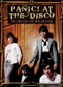 Panic at the Disco: The Theatre of Imagination, DVD  DVD