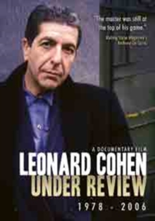 Leonard Cohen: Under Review - 1978-2006, DVD