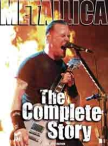 Metallica: The Complete Story, DVD