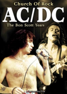 AC/DC: Church of Rock - The Bon Scott Years, DVD