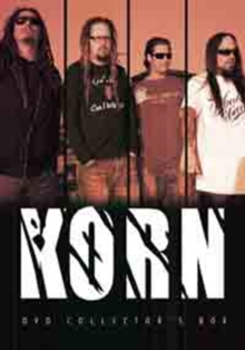 Korn: Collector's Box, DVD