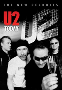 U2: Today - The New Recruits, DVD  DVD