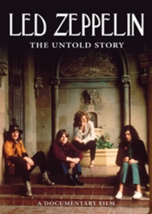 Led Zeppelin: The Untold Story, DVD