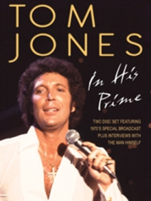 Tom Jones: In His Prime, DVD
