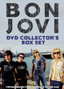 Bon Jovi: Collector's Box Set, DVD