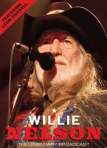 Willie Nelson: The Legendary Willie Nelson, DVD
