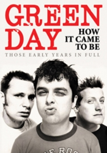 Green Day: Those Early Years in Full, DVD  DVD