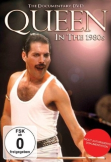 Queen: Queen in the 1980s, DVD  DVD