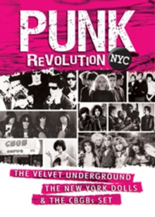 Punk Revolution NYC, DVD