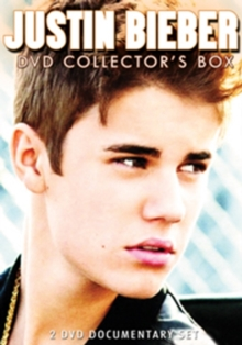Justin Bieber: Collector's Box, DVD