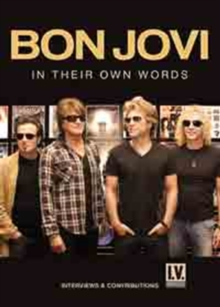 Bon Jovi: In Their Own Words, DVD  DVD