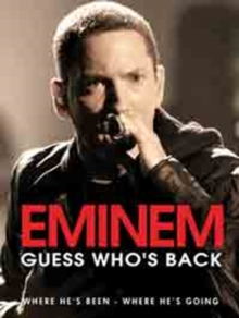 Eminem: Guess Who's Back, DVD