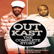 Outkast: Complete Story, DVD