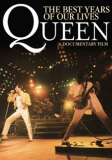 Queen: The Best Years of Our Lives, DVD