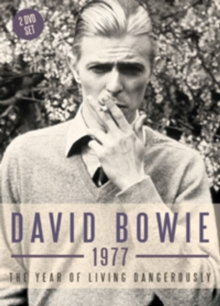 David Bowie: 1977 - The Year of Living Dangerously, DVD