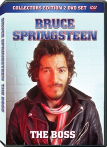 Bruce Springsteen: The Boss, DVD