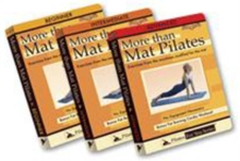 More Than Mat Pilates: Beginner/Intermediate/Advanced, DVD