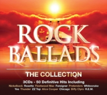 Rock Ballads: The Collection, CD / Album