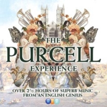The Purcell Experience, CD / Album