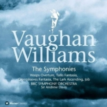 Vaughan Williams: The Symphonies, CD / Album