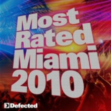 Most Rated Miami 2010, CD / Album