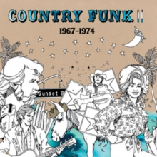 Country Funk: 1967-1974, CD / Album