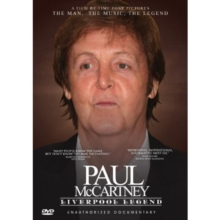 Paul McCartney: Liverpool Legend, DVD