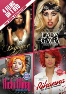 The Diva Collection: Beyonce, Lady Gaga, Nicki Minaj and Rihanna, DVD