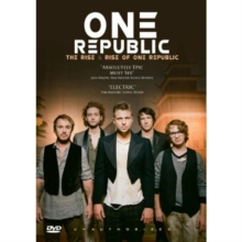 One Republic: The Rise and Rise of One Republic, DVD
