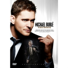 Michael Bublé: The Greatest Story Never Told, DVD