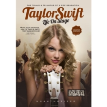 Taylor Swift: Life On Stage, DVD