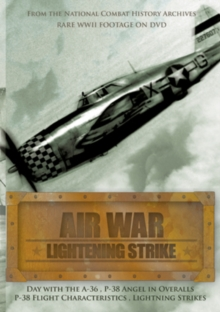 Air War: Lightning Strikes, DVD  DVD