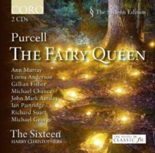 Fairy Queen, The (Christophers, the Sixteen), CD / Album