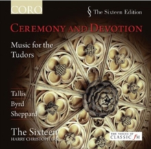 Ceremony & Devotion: Music for the Tudors, CD / Album Cd