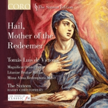 Hail, Mother of the Redeemer, CD / Album Cd