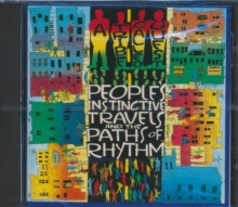 People's Instinctive Travels and the Paths of Rhythm, CD / Album