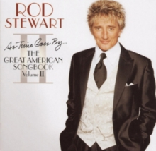 As Time Goes By: The Great American Songbook Volume Ii, CD / Album