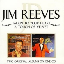 Talkin' to Your Heart/a Touch of Velvet, CD / Album