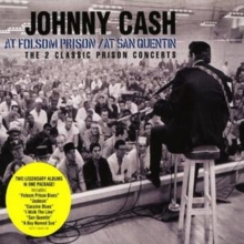 At Folsom Prison/At San Quentin, CD / Album