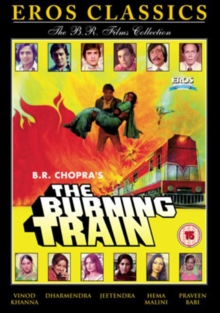 The Burning Train, DVD