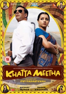 Khatta Meetha, DVD