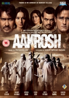 Aakrosh, DVD