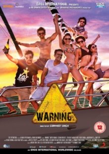 Warning, DVD  DVD